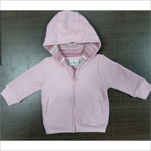 Infant Baby Hoody Zipper