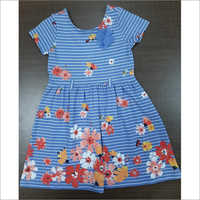 All Over Print Girls Dress