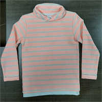 Girls Sweat High Turtle Neck
