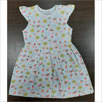 All Over Print Girl Dress