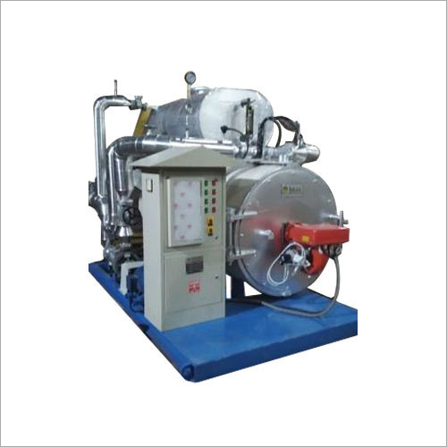 SS Thermic Fluid Heater
