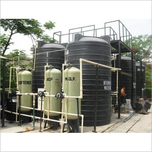 Effluent Treatment Plant Equipment