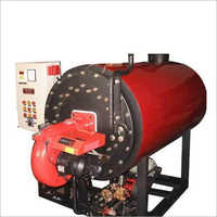 IBR Fuel Fired Steam Boiler