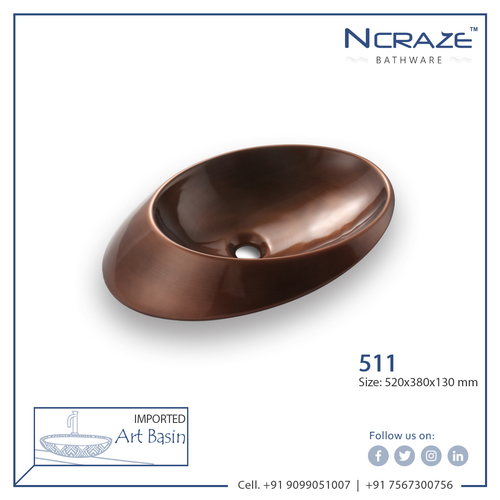 Ncraze Table top Wash Basin
