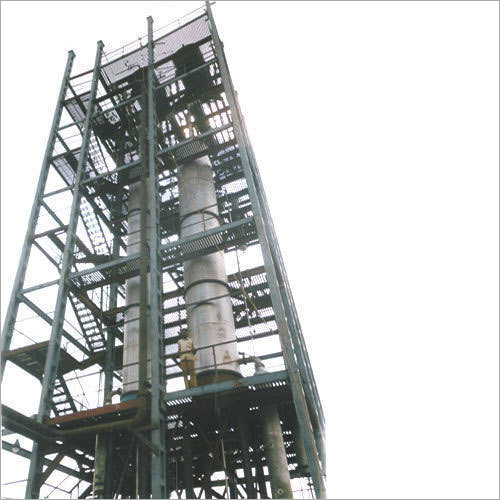 Industrial Distillation Columns