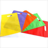 Second D Cut Nonwoven Bags