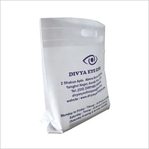 Non Woven D Cut Printed Bag