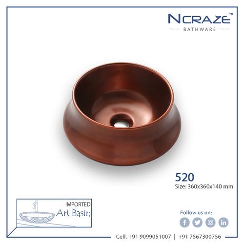 Oval Shape imported Wash Basin