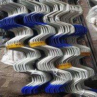 Plastic Coated GI Zig Zag Wire