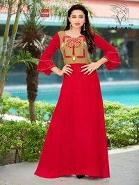 Elisha Ladyview Gown Type Wholesale Long Kurta