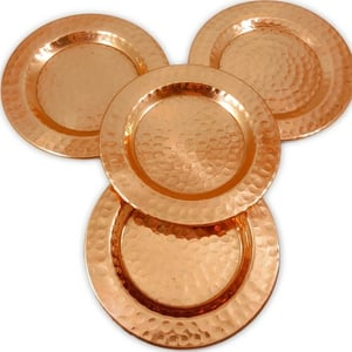 Copper Coaster set of 4