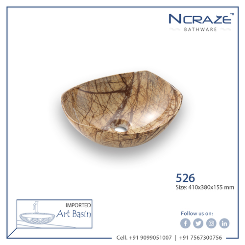 Low Price Ceramic Wash Basin