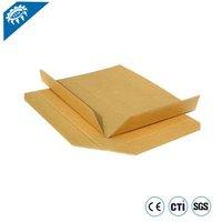 paper slip sheet pallet for bottled water