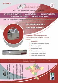 UV PURIFYING LAMP