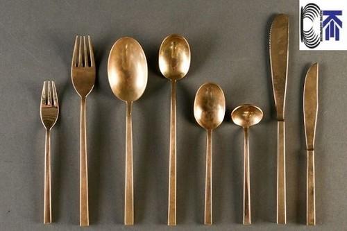 Brass Set set of 8 pieces