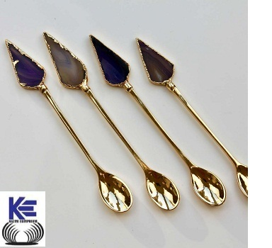 Agate Spoon