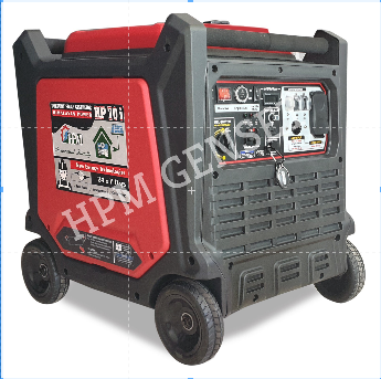 Silent Petrol Generator