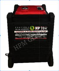 7Kva Silent Petrol Generator