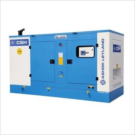 62.5KVA Three Phase Diesel Generator Set