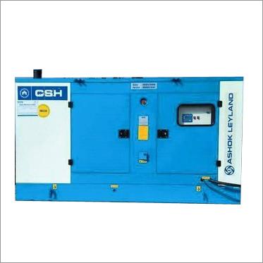 125KVA Three Phase Diesel Generator Set