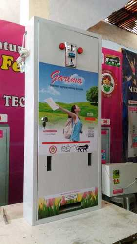 Automatic sanitary napkin vending machine / Mask vending machine