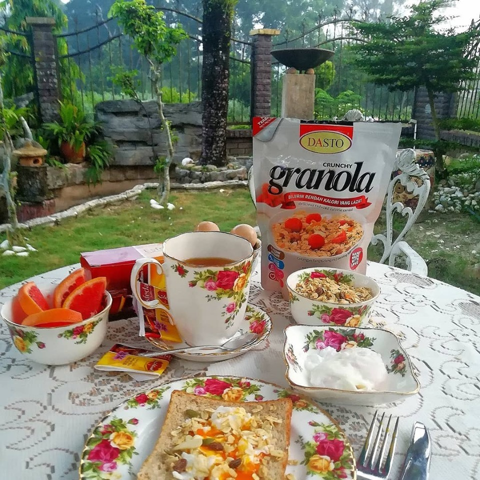 Crunchy Ganola