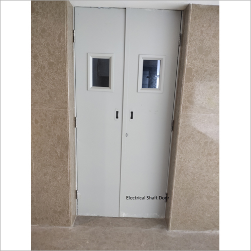 Electrical Shaft Door