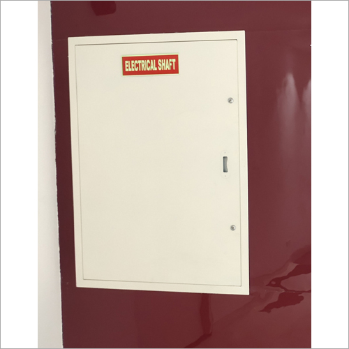 Electrical And Communication Shaft Door