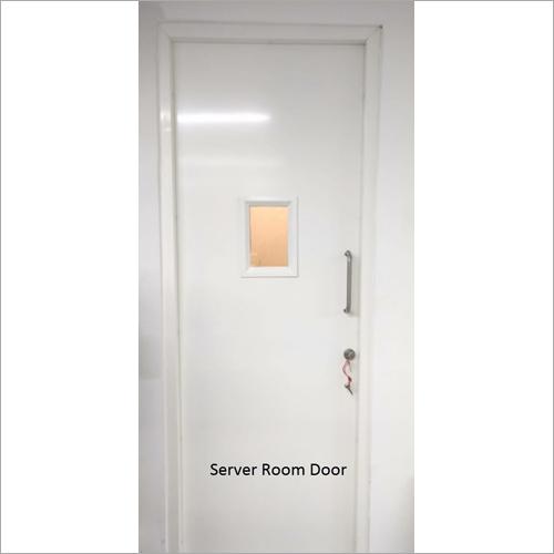 Server Room Door