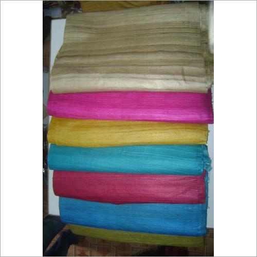 Tussar Ghitcha Fabric