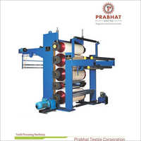 Five Bowl Textile Calendering Machine