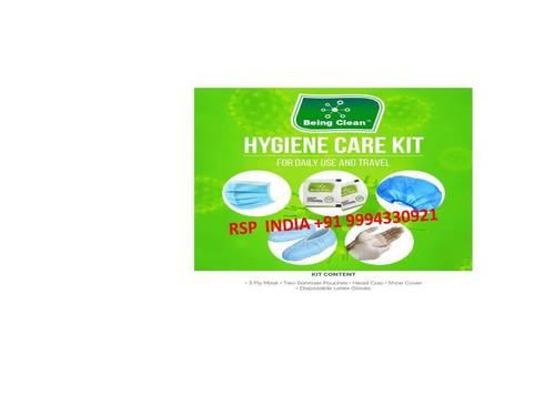 Being Clean Hygeine Care Kit