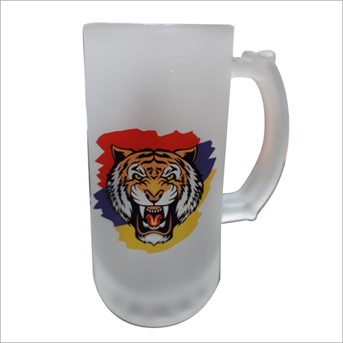 Plastic Printed Mug