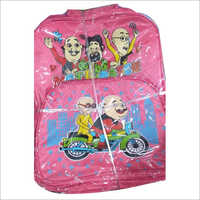 Motu Patlu School Bag
