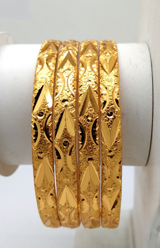 Shagun Gold plating Bangle