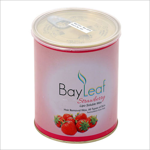 Strawberry Hair Removal Wax