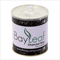 Charcoal Hydro Soluble Hair Removal Wax