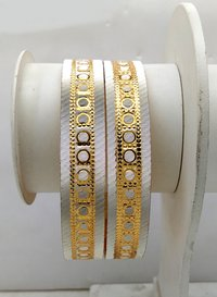 Shagun Gold Plated Bangle