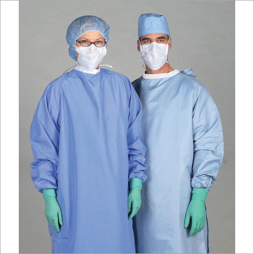 PPE Kits Blue Non Woven Laminated Fabric