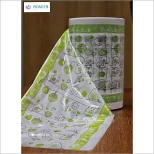 Colors Printed Non Breathable And Breathable Laminated PE Film