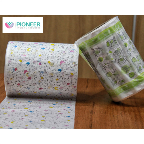 1-6 Colour Breathable And Non Breathable PE Film