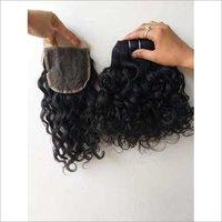 100% Raw Curly Hair