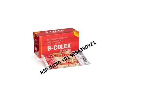 B-COLEX CAPSULES