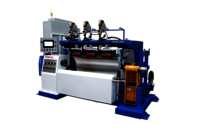 Fully Automatic 3 Coil Programmable PT Winding Machine