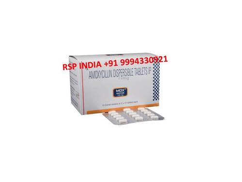 Mox 125 Mg Kid Tablets