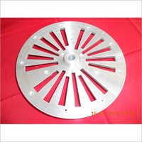 Chips Machine Fixture Wheel No. C7x