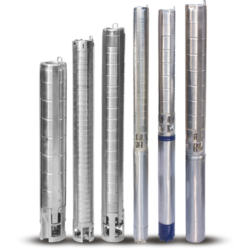 Oswal SS Submersible Pumps