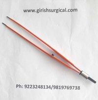 Bipolar Straight Forcep(nonstick)