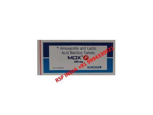 Mox P 500 Mg Tablets