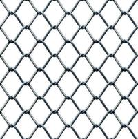 Galvanized Iron (GI) Chain Link Mesh